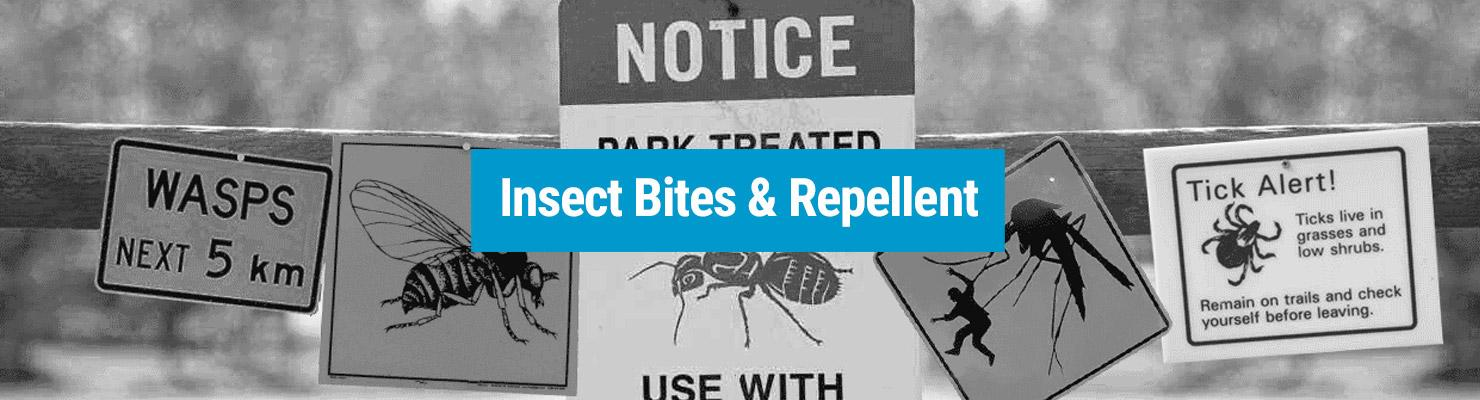 Insect Bites & Repellent