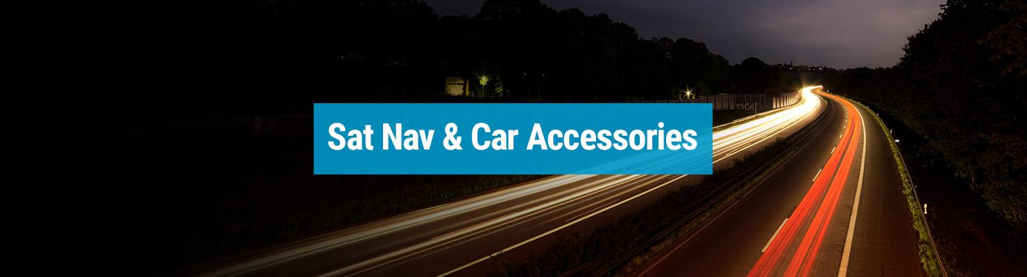 Sat Nav & Car Accessories