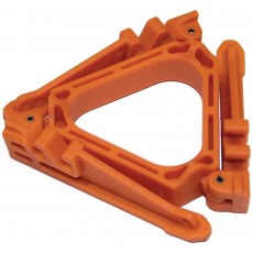 Jetboil Fuel Canister Stabilizer in Orange - Camping Equipment