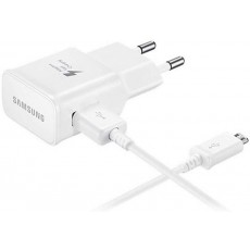 Samsung EP-TA20EWEUGWW 2A Adapter Plus Micro USB Cable in White