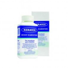 Keratex Hoof Hardener - Protection from Brittle and Cracks - 250ml