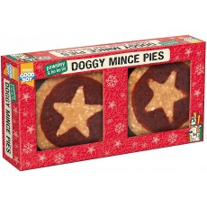 Armitage Pet Products - Good Boy Doggy Mince Pies - 70mm - Pack of 2