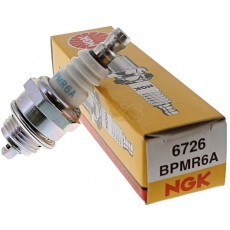 NGK BPMR6A - 6726 Genuine Spark Plug in White / Copper - Original Equipment