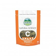Oxbow Animal Health Natural Science - Vitamin C Supplement, 60 Tablets