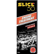 Slick 50 Engine Treatment Oil Additive Reduces Heat and Extends Life - 500ml