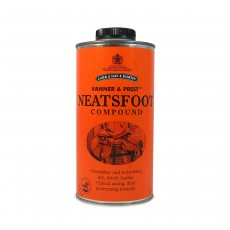 Carr & Day & Martin Vanner & Prest Neatsfoot Oil Compound - 500ml