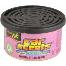 California Car Scents Automotive Air Freshener - Shasta Strawberry