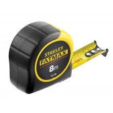 Stanley Tools FatMax® BladeArmor® Tape with Metric Grade & EC Class II - 8 m