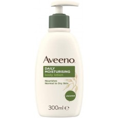 Aveeno Daily Moisturising Body Lotion for Normal to Dry Skin - 300ml