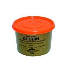 Gold Label Dubbin Natural for Leather Items and Footwear - 500gm