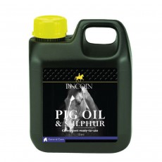 LINCOLN Pig Oil and Sulphu