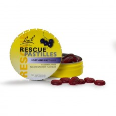 Rescue Remedy Blackcurrant Pastilles 50G