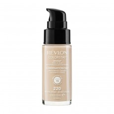 Revlon Colorstay Makeup Foundation for Combination/Oily Skin, Natural Beige 220