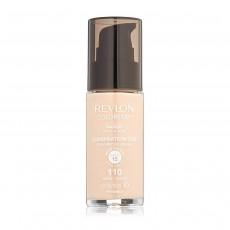 Revlon Colorstay Makeup Foundation for Combination/Oily Skin, Ivory 110