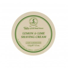 Taylor of Old Bond Street Lemon and Lime Shaving Cream Bowl