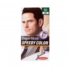 Bigen Permanent Hair Colour, Brown Black