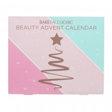 Barefaced Chic Beauty Advent Calendar