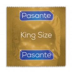 Pasante King Size Condoms