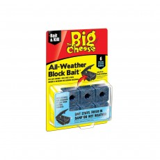 The Big Cheese All-Weather Block Bait²  6 x 10 g Blocks