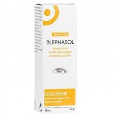 Blephasol Daily Hygiene of Sensitive Eyelids Lotion
