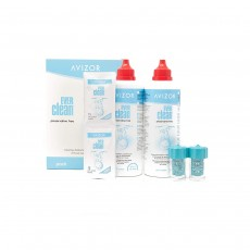 Avizor Ever Clean Disinfecting and Total Protein Removal System