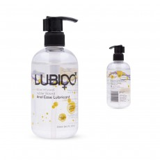Lubido Aloe Infused Water Based Anal Ease Lubricant Paraben Free