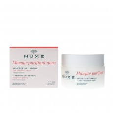 Nuxe Masque Purifiant Doux Clarifying Cream-Mask with Rose Petals