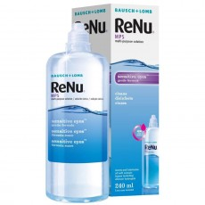 Bausch & Lomb Renu MPS Contact Lens Solution