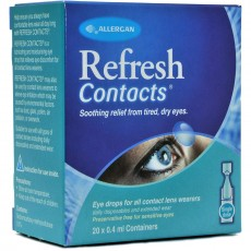 Refresh Contact Eye Drops