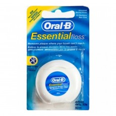 Oral-B Essential Dental Floss Non-Waxed Regular - 50 M
