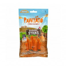Benevo Pawtato Blueberry Sticks - 120g
