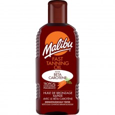 Malibu Fast Tanning Oil with Beta Carotene