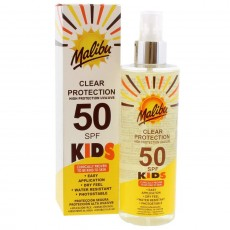 Malibu Kids Clear Protection Spray