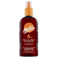 Malibu Dry Oil Spray
