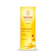 Weleda Calendula Baby Body Cream