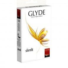 Glyde Ultra Slimfit Vegan Condoms - 10's Small