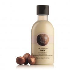 The Body Shop Shea Bath and Shower Cream
