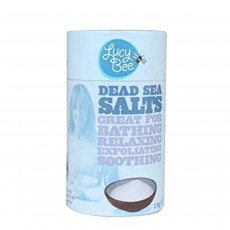 Lucy Bee Dead Sea Salts 1 kg