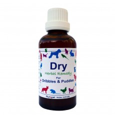 Phytopet Dry Herbal Remedy for Dribbles and Puddles