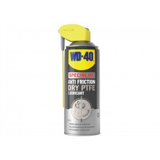 WD-40® Specialist Dry PTFE Aerosol Lubrication & Protection - Quick Dry - 400ml