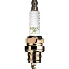 NGK BPR6HS Standard Spark Plug Solid Copper Core - Pre Ignition Resistant