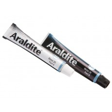 Araldite Steel Tubes Adhesive - Fast Setting & Can Be Drilled - 2 x 15ml