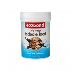 Ecopond Late Stage Tadpole Food - 20g