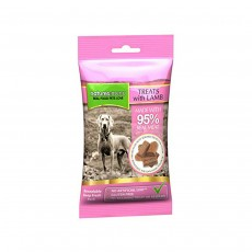 Nature's Menu Dog Treats Real Meat Chicken & Lamb - 60g