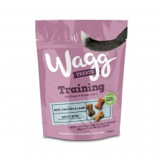 Wagg Training Treats With Chicken, Beef and Lamb - 125g
