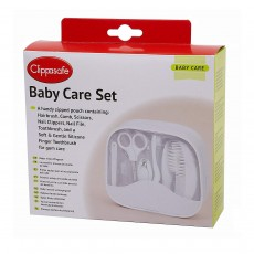 Clippasafe Baby's First Grooming Kit