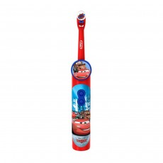 Oral B advance Kids Cars Battery Tooth Brush