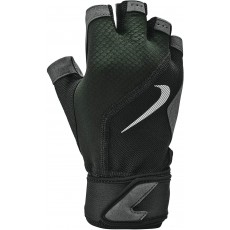 Nike Premium Men's Fitness Glove Breathable Mesh with High Density Foam - XL