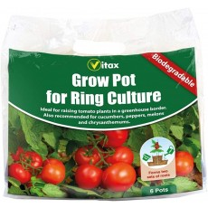 Grow Pots for Ring Culture