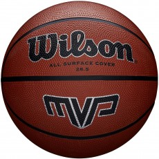 Wilson Outdoor Basketball in Brown Synthetic Floors - Size 7 / 12 Years and Up